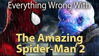 Everything Wrong with The Amazing Spider-Man 2 in 13 Minutes or Less
