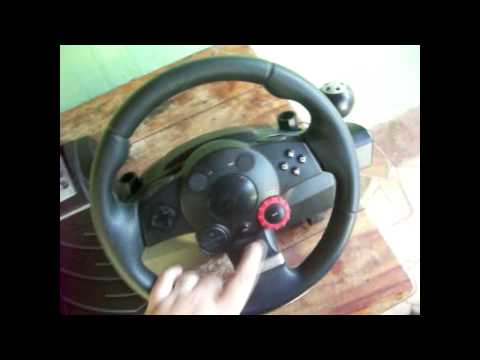 Review do volante Logitech Driving Force GT(PT-BR)