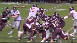 Our State, Mississippi State. Egg Bowl Highlights