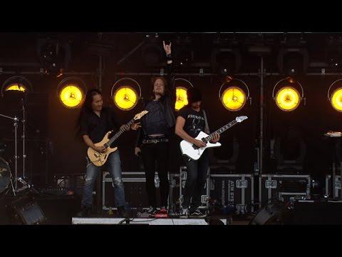 DragonForce: Live at Woodstock Festival (Trailer)