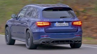 Mercedes GLC 63 S AMG (2018) Best rival of the Macan Turbo?. YouCar Car Reviews.