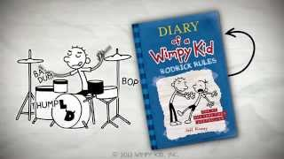 Diary Of A Wimpy Kid: Rodrick Rules By Jeff Kinney