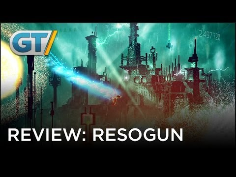 Resogun Review