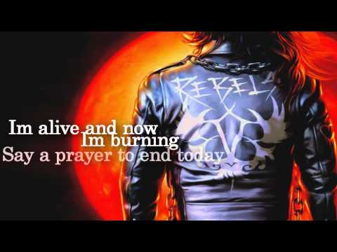 Black Veil Brides - Coffin Lyrics [ ON SCREEN]      - YouTube
