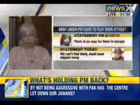 India Debate: By not being aggressive with Pak has the centre let down our jawans?