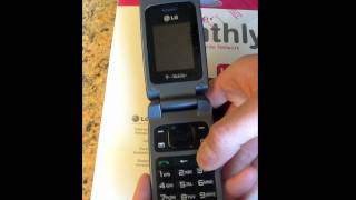 UNLOCK LG GS170 How To Unlock T-Mobile LG GS170 Prepaid