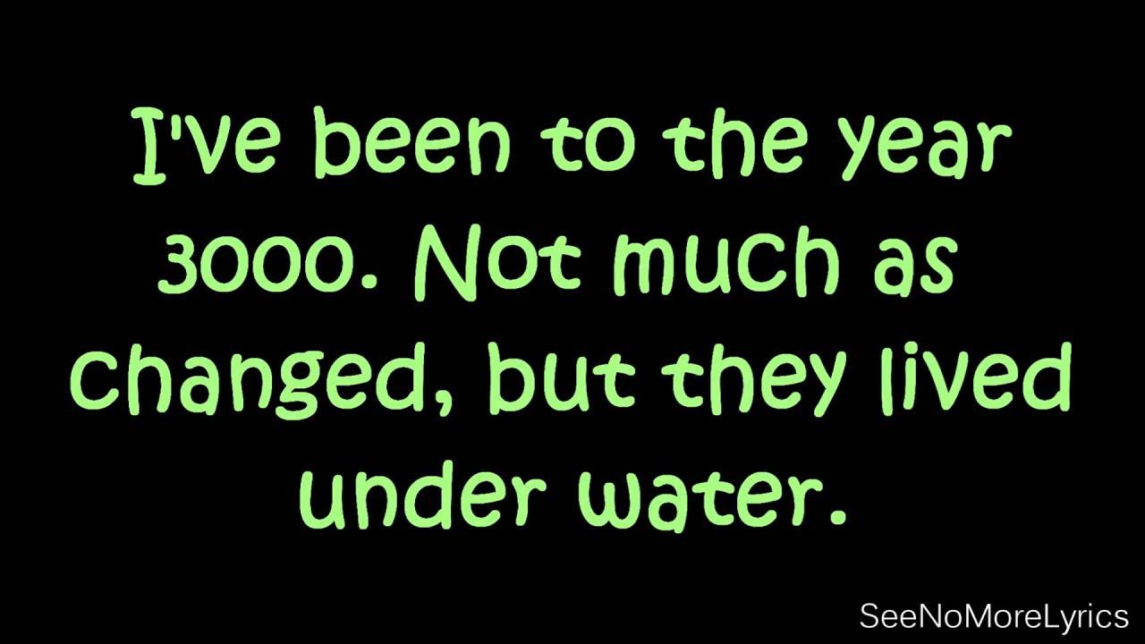 Jonas Brothers – Year 3000 Lyrics | Genius Lyrics
