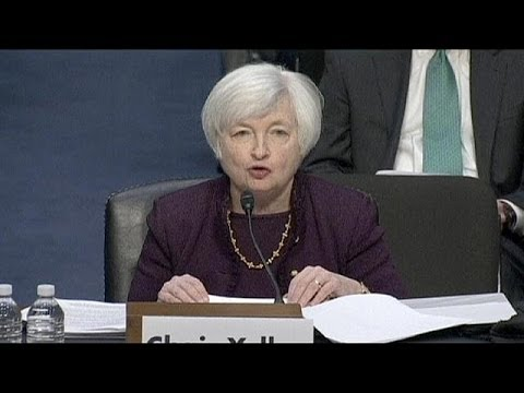 Yellen: US economy still needs help on jobs 'slack' and 'disappointing' housing activity - economy