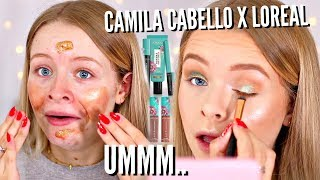 TESTING L'OREAL X CAMILA CABELLO HAVANA COLLECTION.. 😂+ WEAR TEST  | sophdoesnails
