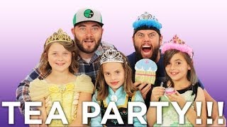 Father's Day Tea Party Special!