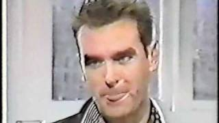 Morrissey Interview - Strangeways, Here We Come (Part 2 of 9) view on youtube.com tube online.