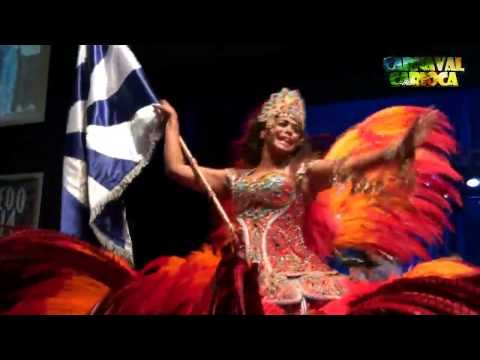 Beija-flor de Nilópolis 2014 - Lançamento do CD - Grupo Especial (02/12/2013)