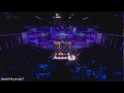 HD - Wishing On A Star (Live Performance) ~ The X Factor Finalists (feat. One Direction and JLS)
