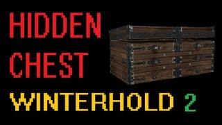 Skyrim: Hidden Chest Under College Of Winterhold With