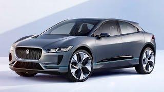 Электрокроссовер Jaguar I-Pace: Tesla-заменитель. Тесты АвтоРЕВЮ.