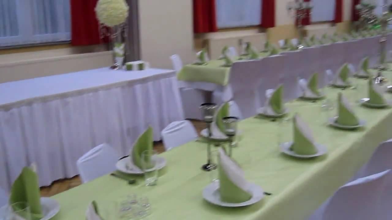 Wedding decor hochzeitsdeko hochzeitsfloritik swadba - Youtube hochzeitsdeko ...