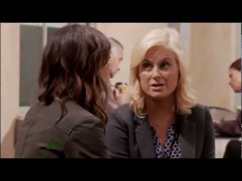 Parks & Recreation: Ann is beautiful