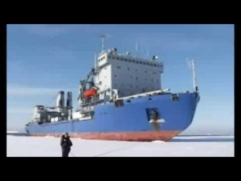 Antarctic Ice Traps Cruise Ship Tourists, Russian Cruise Ship Stuck In Antarctica Ice Over Holiday
