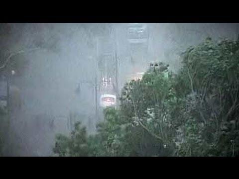 Massive dust storm, rain in Delhi; flights diverted, Metro services disrupted