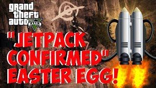 """GTA 5 Online """"JETPACK CONFIRMED"""" Easter Egg! """"HUNT FOR"""