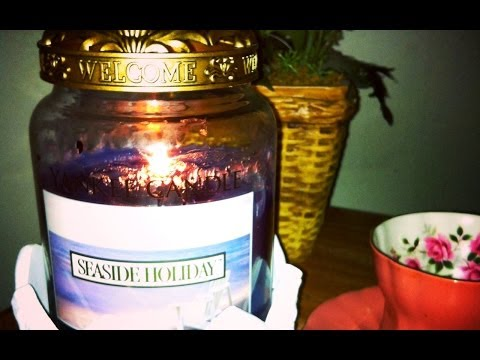 Yankee Candle Seaside Holiday Review