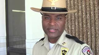 A day in the life of a Custom Protection Officer - Anthony F ...