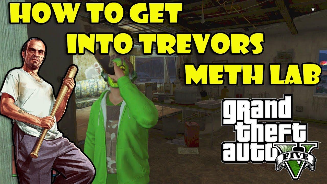 How to get trevor in gta 5