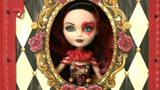 Ever After High Lizzie Hearts Spring Unsprung From Mattel