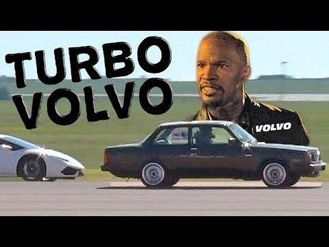 Volvo 260 mit 600 PS besiegt Lamborghinis und Corvettes