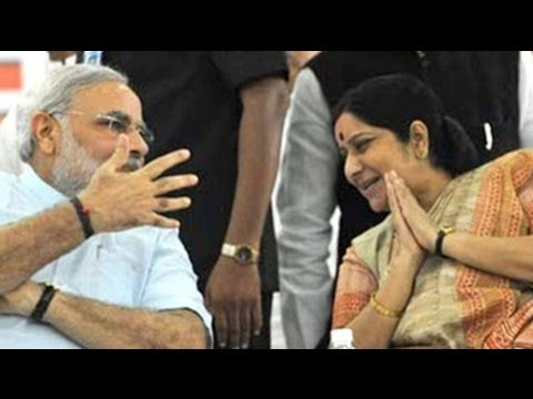 Narendra Modi has brought a fisherman to Rajya Sabha, says Sushma Swaraj