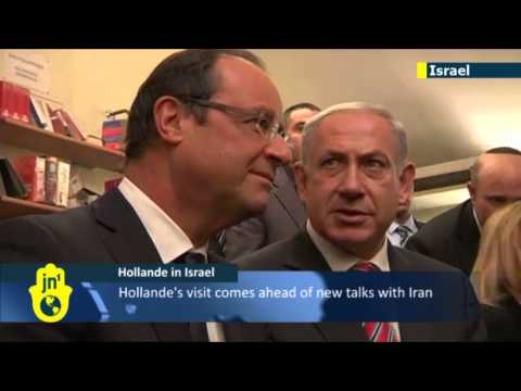 Francois Hollande in Israel: French president expects warm welcome after blocking nuclear Iran deal