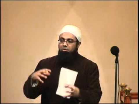 Sh.Yusuf Badat - Call to Action to Eradicate Domestic Violence [Dec.9, 2011]