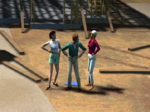 The Sims 1: Trailer, This game took up WAY too much of my life... ....everybody wave!
