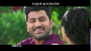 Shatamanam Bhavati Movie Promo 01 - Sharwanand, Anupama