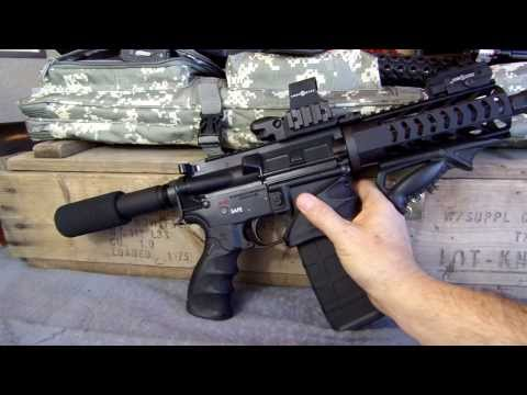 AR-15 AR Pistol SBR * Go to SHTF Guns * SB15 Noveske KX3 * 7.5 and 10.5 Barrel * ISSC MK22 SCAR