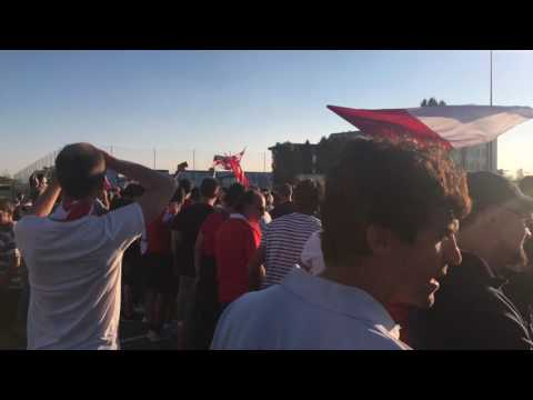 Copertina video Cremonese-Piacenza 1-2/tifosi 2