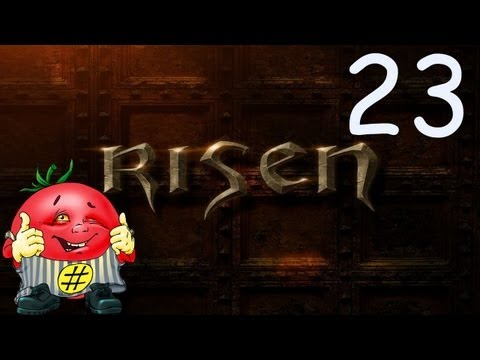 Прохождение Risen: 23я часть [Помощничек]