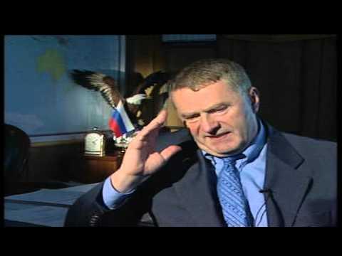 """Жириновский: """"Вокруг одни евреи"""""""