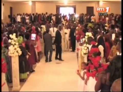 Les temps forts du Mariage de Kolo Touré sur RTI1 - YouTube