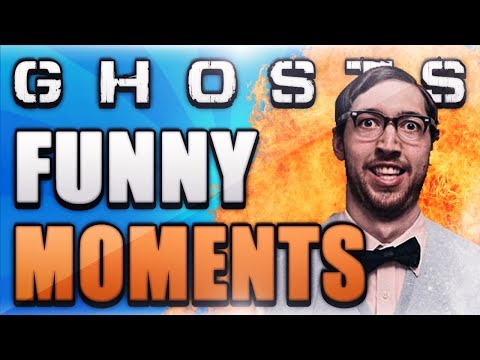 COD Ghosts Funny Moments / Cut Offs! (VAN1SS, Hitting on Girls, and Glitches)