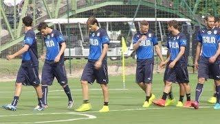 Mondiali 2014, la Giornata degli Azzurri - 7 Giugno