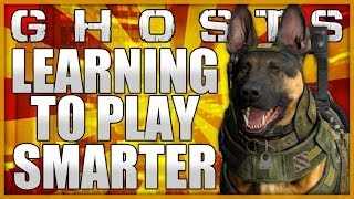 "CoD: Ghosts ""HOW TO PLAY SMART: MAP AWARENESS"