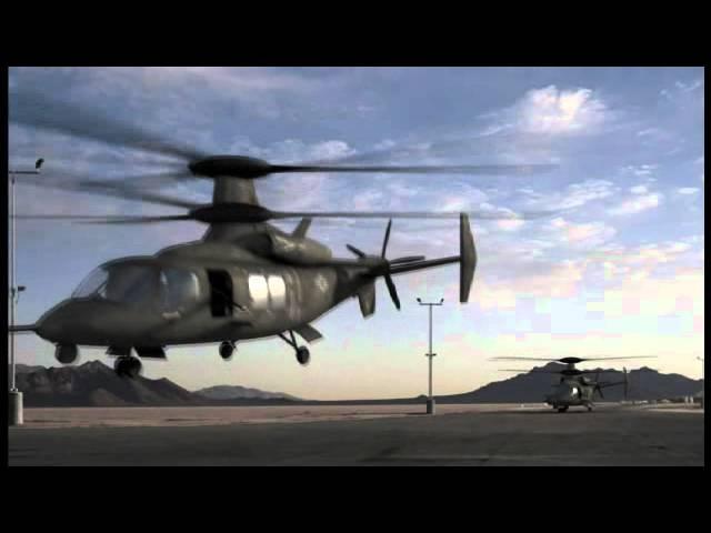 Sikorsky Inicia la Construcción de los Prototipos del S-97 Raider Sddefault