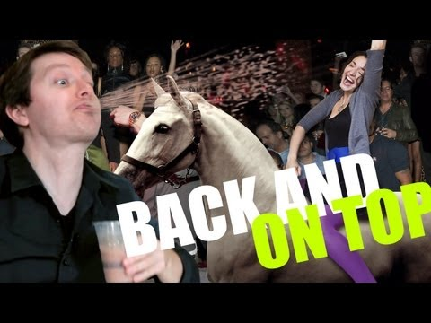 Meagan Returns From VidCon!