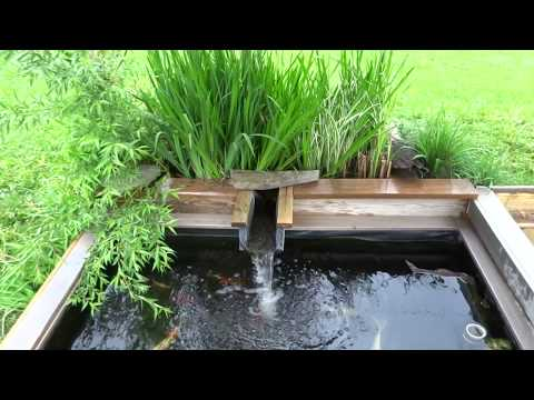 best koi pond design!