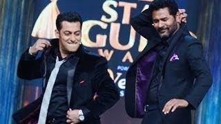 9th Renault Star Guild Awards 2014 Salman Khan, Shahrukh