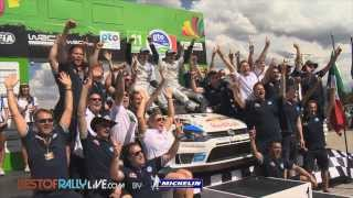 Vid�o Highlights - 2014 WRC Rally Mexico par Best-of-RallyLive (200 vues)