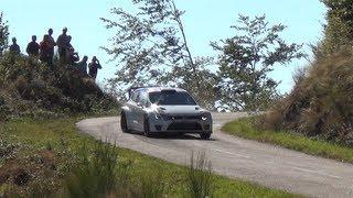 Vidéo Test Mikkelsen France 2013 - Volkswagen Motorsport