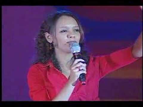 ''Estás entre nós'' - Tu és minha vida (Eliana Ribeiro)