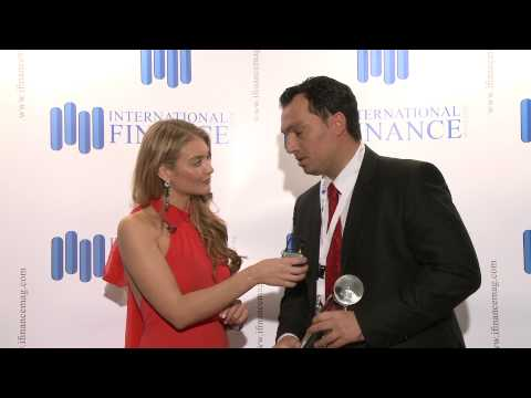 Hot Forex - Cyprus at International Finance Magazine Awards Ceremony Dubai,2013